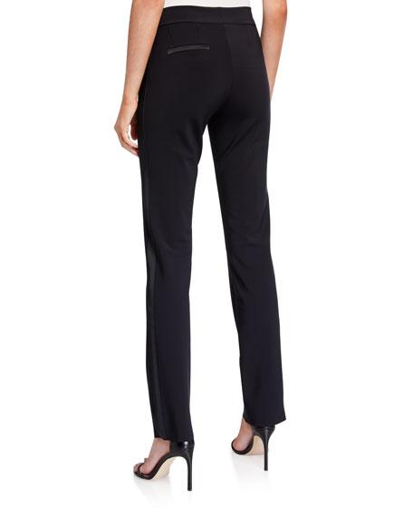Chiara Boni La Petite Robe Mariajose Ra Straight-Leg Pants