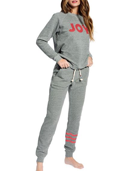 Sol Angeles Joy Pullover Sweatshirt