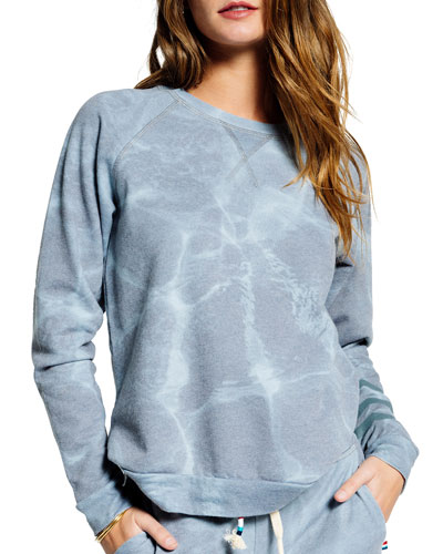 Smokey Waters Pullover