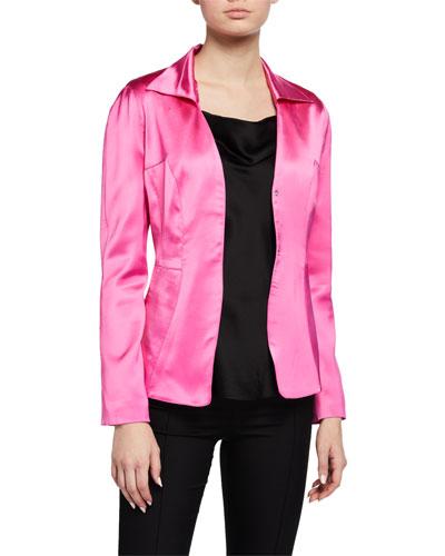 Amalfi Single-Button Jacket