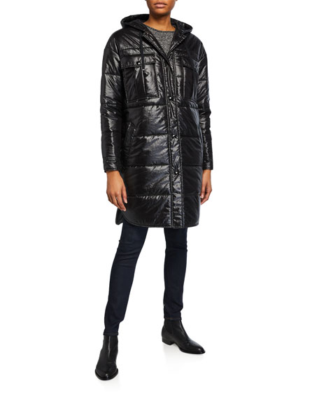 Rag & Bone Beck Quilted Coat