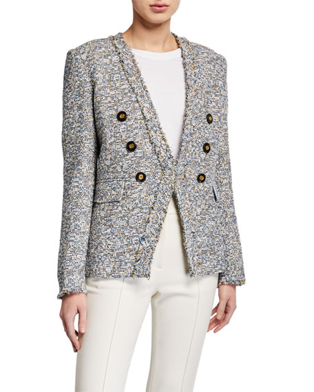 Veronica Beard Cedric Tweed Dickey Blazer