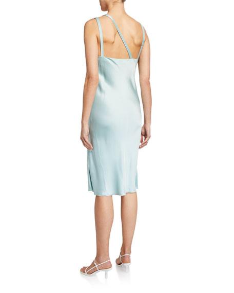 Helmut Lang Double Front Slip Dress