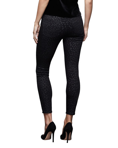 Image 3 of 4: Good American Good Legs Cropped Skinny Jeans - Inclusive Sizing