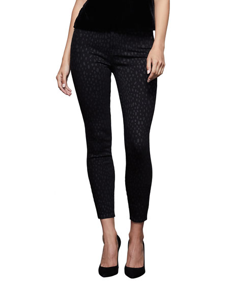 Image 1 of 4: Good American Good Legs Cropped Skinny Jeans - Inclusive Sizing