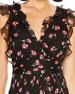La Maison Talulah Incognito Floral Print Mini Dress