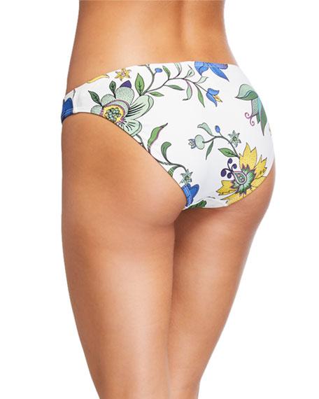 Tory Burch Printed Hipster Bikini Bottom