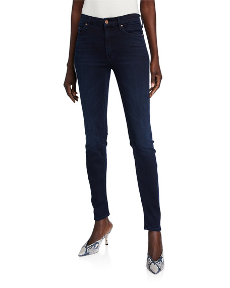 MOTHER The Super Looker Skinny Jeans