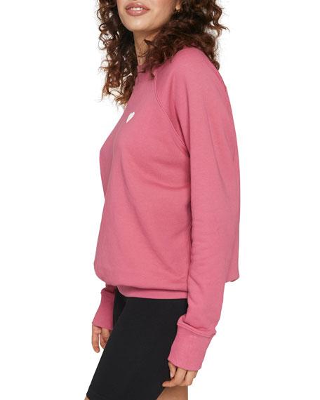 Spiritual Gangster Love Classic Crewneck Sweatshirt