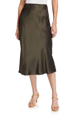 Sablyn Miranda Silk Slip Skirt