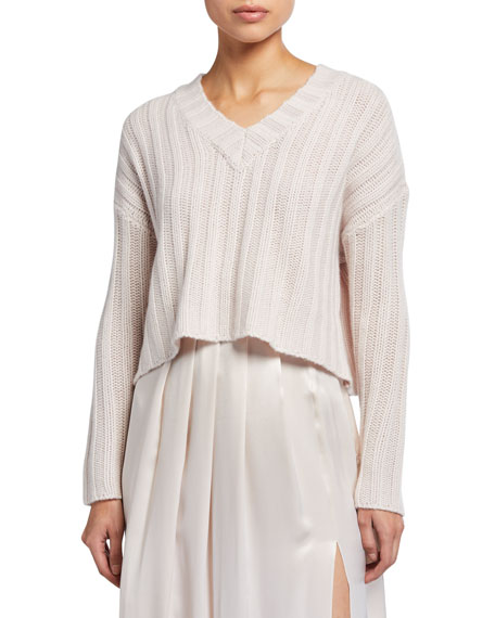 Sablyn Dominique V-Neck Sweater