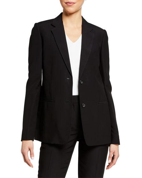 Helmut Lang Cady Suit Blazer