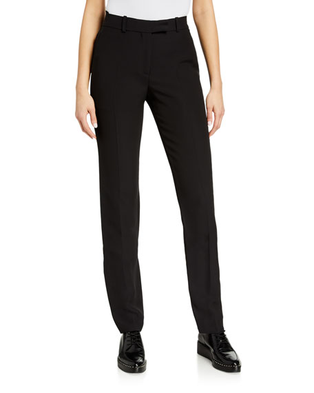 Image 1 of 3: Helmut Lang Cady Straight-Leg Suit Pants