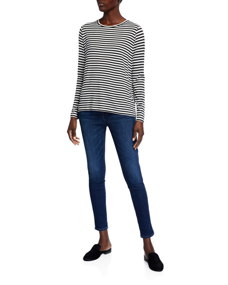 """Madewell 10"""" High-Rise Insuluxe Skinny Jeans"""