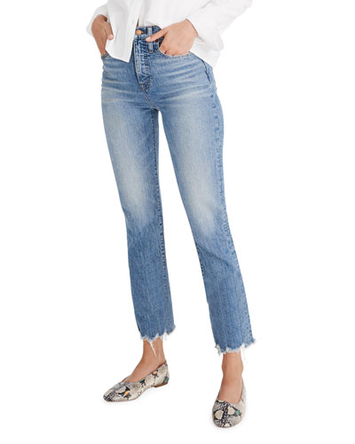The Perfect Vintage Cropped Jeans - Inclusive Sizing