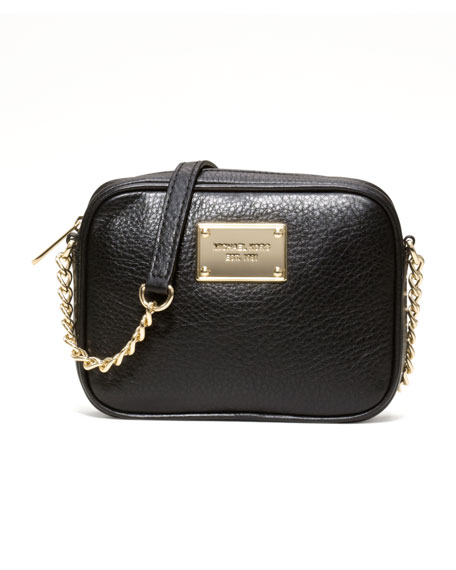 Jet Set Crossbody, Black, Vanilla or Zinnia