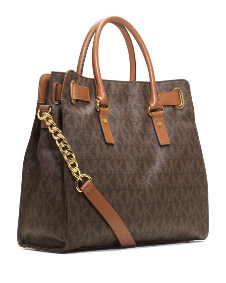 010bb0cc4162 Buy michael kors hamilton brown > OFF58% Discounted