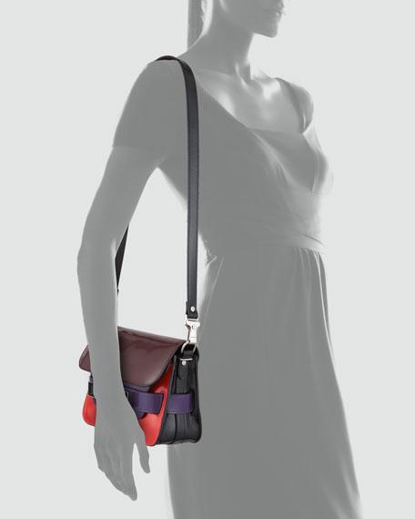 PS11 Mini Classic Shoulder Bag, Multicolor