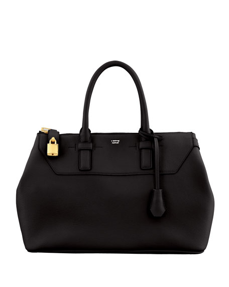 Petra Leather Satchel