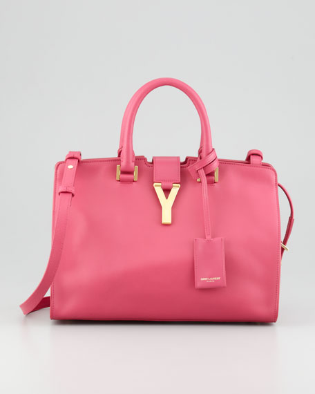 Y-Ligne Cabas Mini Satchel Bag, Pink