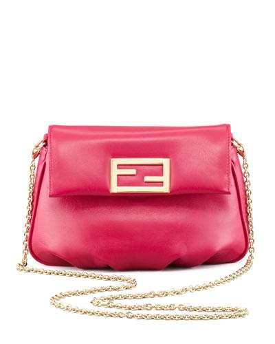 Fendi Fendista Pochette Crossbody Bag, Fuchsia