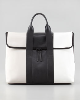 3.1 Phillip Lim 31-Hour Colorblock Bag