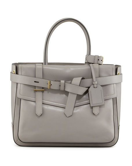 Boxer Tote Bag, Ash Gray