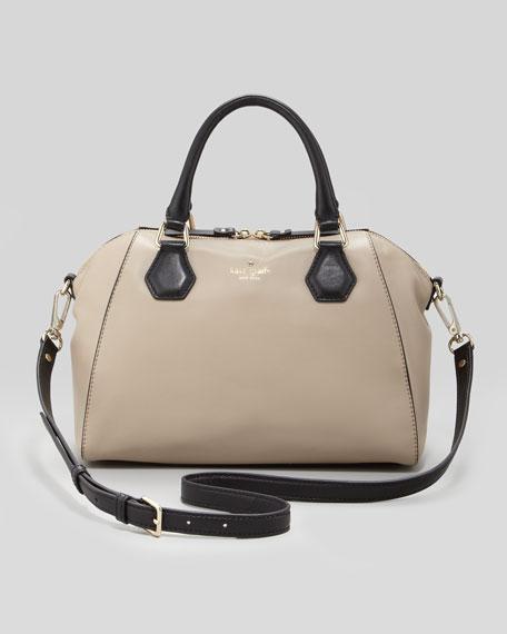 catherine street pippa satchel bag, tan