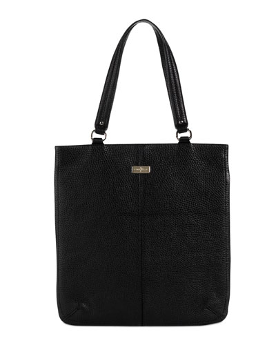 Cole Haan Village Flat Tote Bag, Black