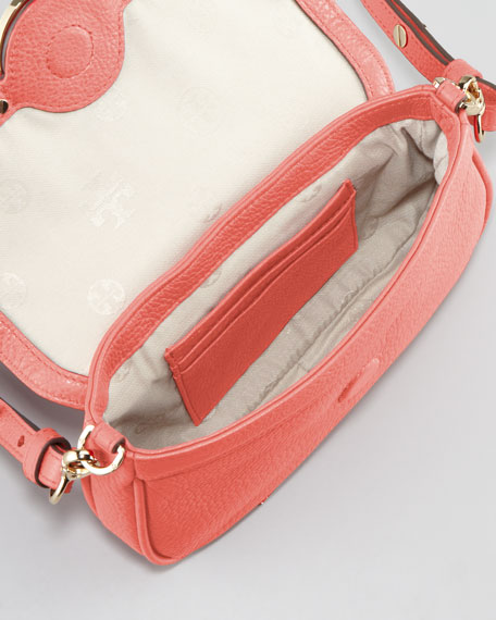 Amanda Classic Crossbody Bag, Strawberry Red