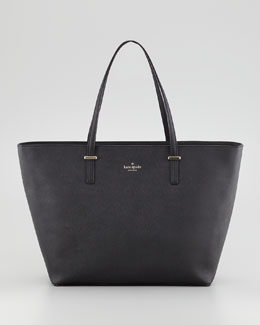kate spade new york cedar street harmony tote bag, black