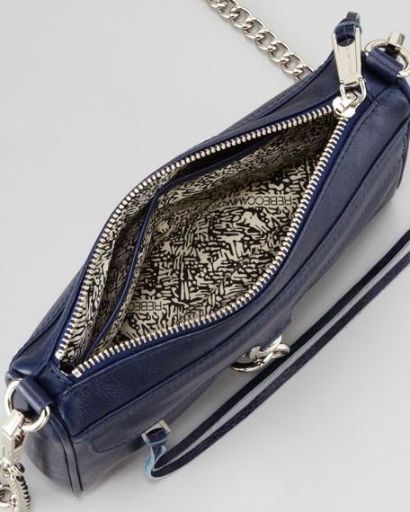 Mini MAC Crossbody Bag, Sapphire