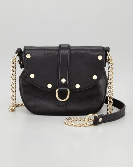 Lust Chain Crossbody Bag, Black