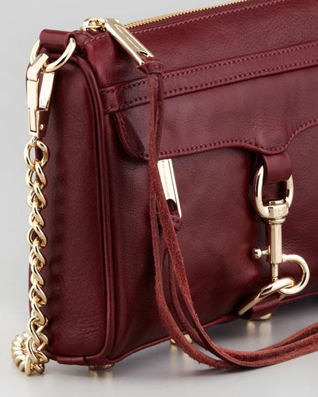 Mini M.A.C. Crossbody Bag, Port