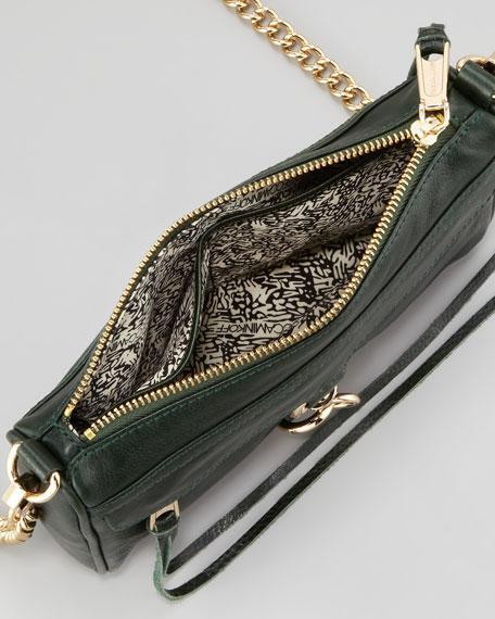Mini M.A.C. Crossbody Bag, Hunter Green
