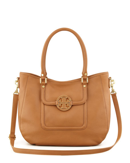 Amanda Hobo Bag, Royal Tan