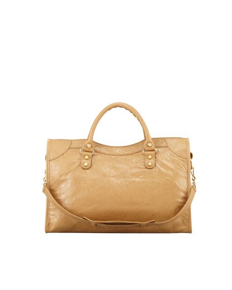 Giant 12 Golden City Bag, Beige
