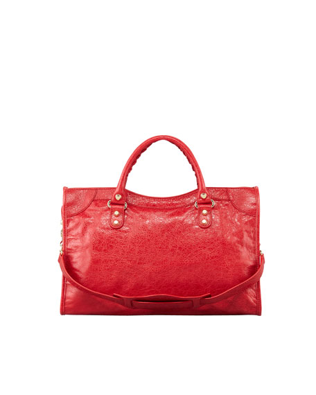 Giant 12 Golden City Bag, Rouge Cardinal
