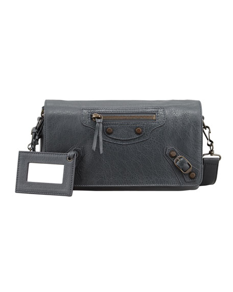 Classic Tool Kit Crossbody Bag, Gray