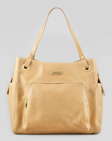 Sheba Satchel Bag, Camel