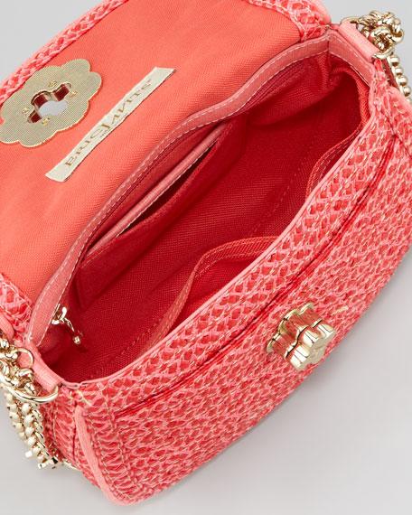 Oh Baby Squishee Shoulder Bag, Guava