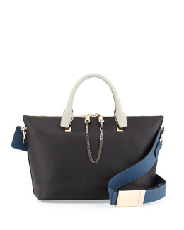 Chloe Baylee Medium Shoulder Bag, Black