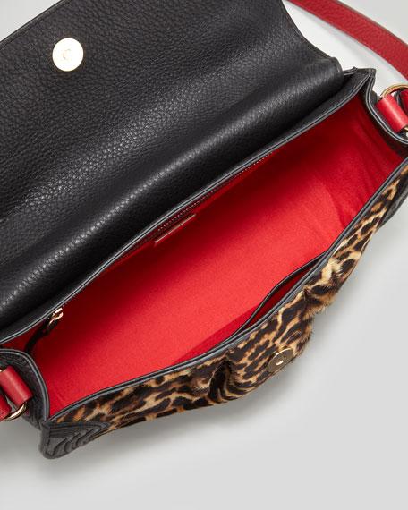 Dompteuse Messenger Bag, Leopard