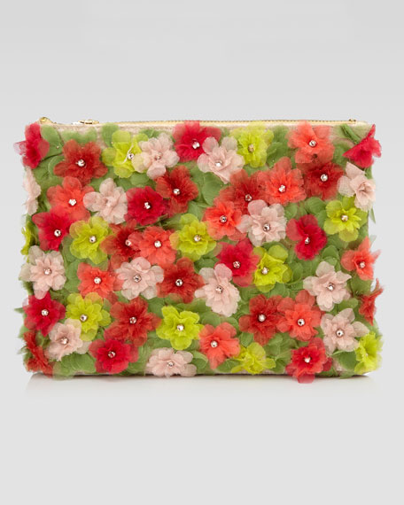 In Bloom Pochette, Multicolor