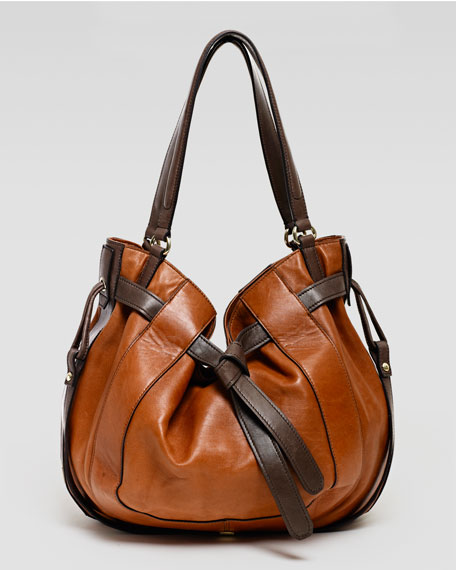 Parker Hobo Bag, Ginger