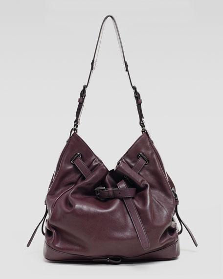 Aubrey Shoulder Bag, Purple