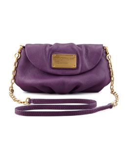 MARC by Marc Jacobs Classic Q Karlie Crossbody Bag, Purple