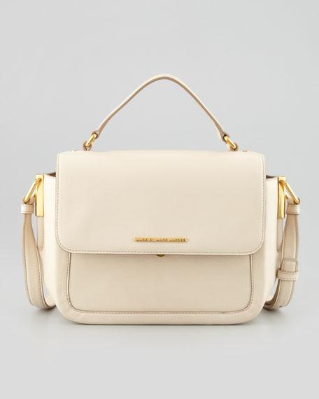 Get a Grip Emma Top-Handle Bag, Cream