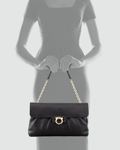 W East-West Chain Shoulder Bag