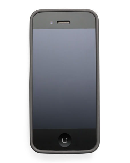 Logo-Print iPhone Cover